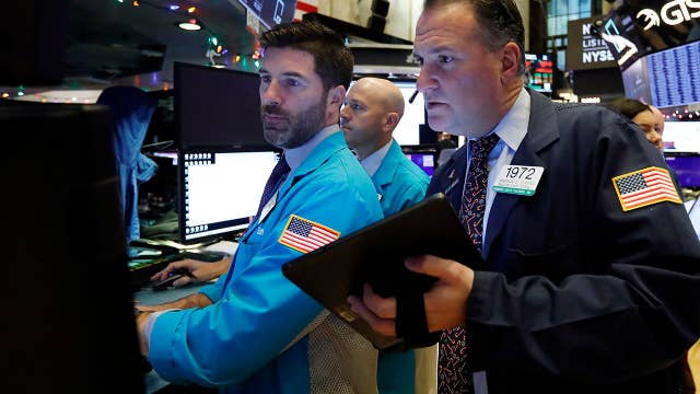 Stocks hitting record numbers