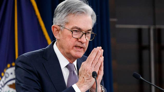 Powell on China trade: Monetary policy can't react to short-term news