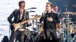 U2 named highest-grossing touring artist of the decade