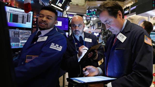 Dow, S&P, Nasdaq reach 'record territory' Thursday