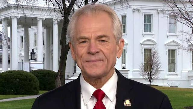 Peter Navarro: US-China 'phase 1' trade deal close to being done