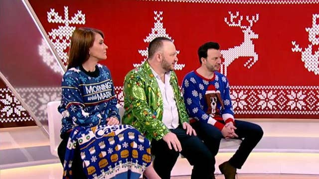 UglyChristmasSweaters.com  partners with American businesses this Christmas
