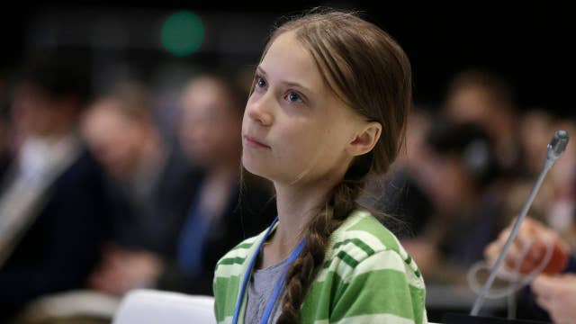 Greta Thunberg, teen climate activist, named TIME's person of the year