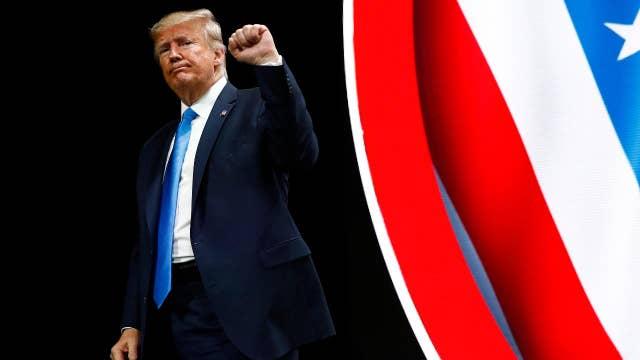 Trump taking 'victory lap' after strong hiring, jobs report: Liz Peek