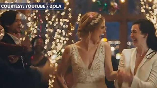 Hallmark Channel reinstates same-sex marriage ad; porch pirates are being put on notice