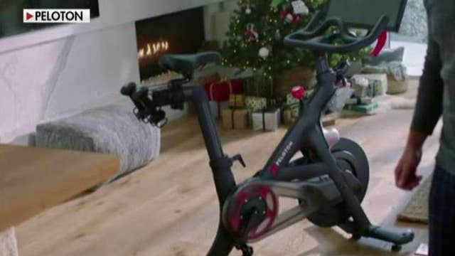 Controversial Peloton ad is 'mass hysteria': Tammy Bruce