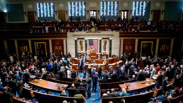 House votes on first article of impeachment