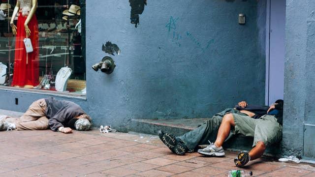 California homeless crisis isn't 'a housing problem': Expert