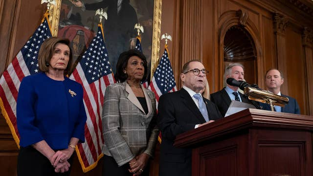 Democrats ditch bribery accusation in articles of impeachment