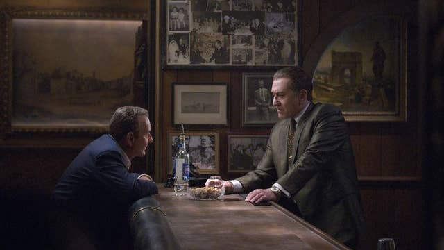Religion's presence in 'The Irishman': Jonathan Morris