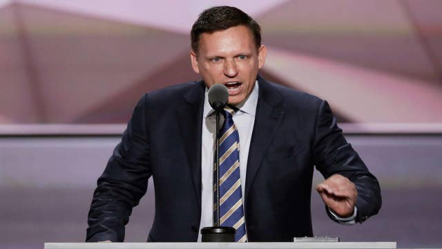 Peter Thiel vocal over Facebook's political ad policy: Report