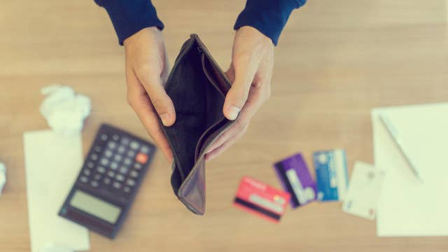 Household debt climbs to almost $16 trillion