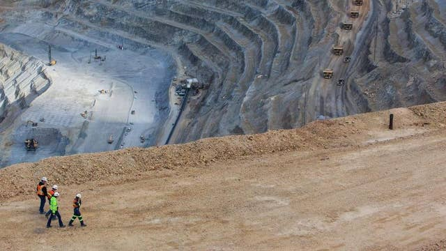 Rio Tinto CEO: We aren't afraid of spending $1.5B  to extend life of Utah copper plant