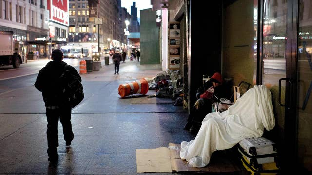 Los Angeles homelessness increased 16 percent in 2019: report