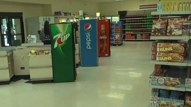 Florida town opens government-owned grocery store