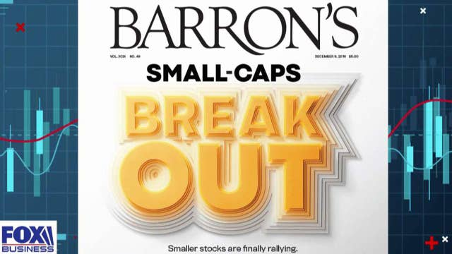 Here's why you should be investing in small-cap stocks
