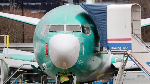 Boeing puts the brakes on 737 MAX; Amazon ends use of FedEx ground shipping