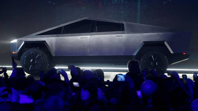 Will the Oak Ridge Boys ever sing about Tesla's pickup truck?
