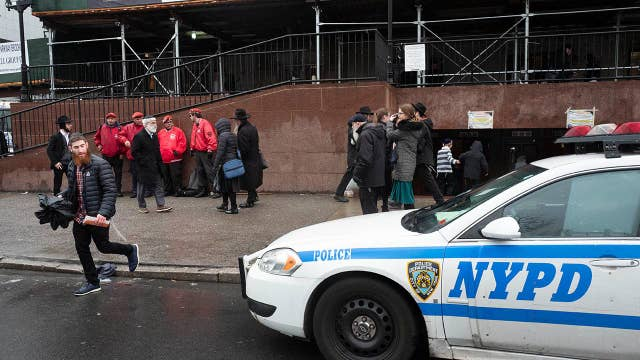 9 anti-Semitic attacks in NYC area in 3 weeks