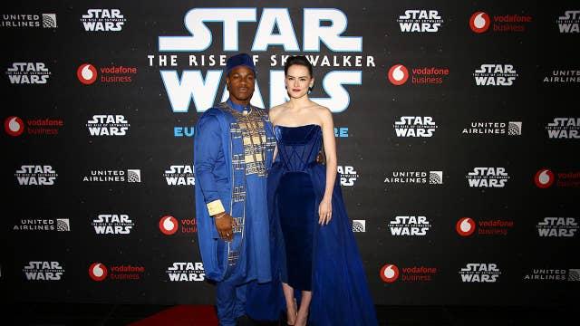 'Star Wars: Rise of Skywalker' garnering bad reviews