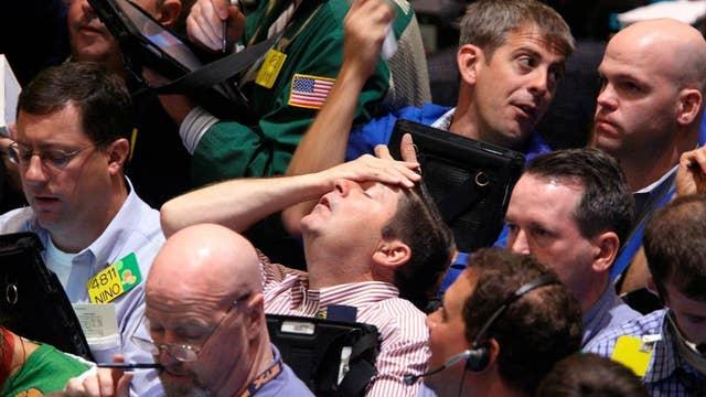 Government shutdown could sideline investors: Wealth adviser