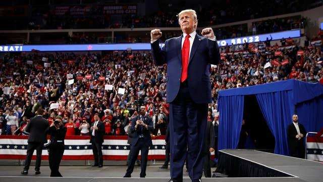 Historian on impeachment: 'Trump's in the driver's seat'