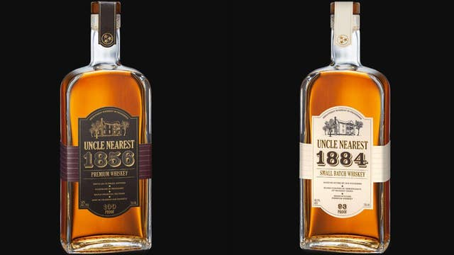 The fastest growing independent American whiskey in US history