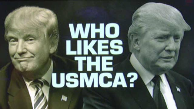 Kennedy: USMCA is restrictionist trade, not free trade