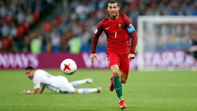Cristiano Ronaldo sports Rolex's most expensive watch