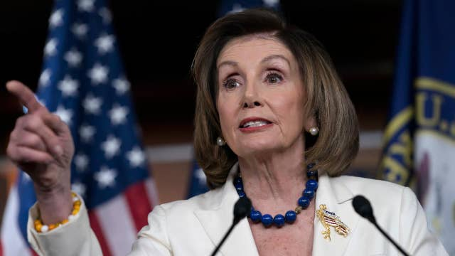 Pelosi holding back on USMCA to boost impeachment stance: Rep. Lee Zeldin