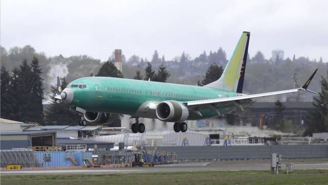 Boeing 737 Max production suspension may force regulators to get plane airborne