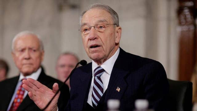 USMCA will pass the Senate after impeachment is finished: Sen. Chuck Grassley