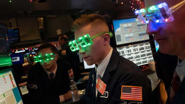 Dow sees its best year since 2017