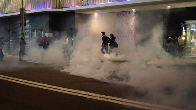 How will Hong Kong protests affect global economy in 2020?