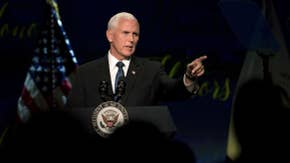 Pence: We're making America the best place to invest and create jobs