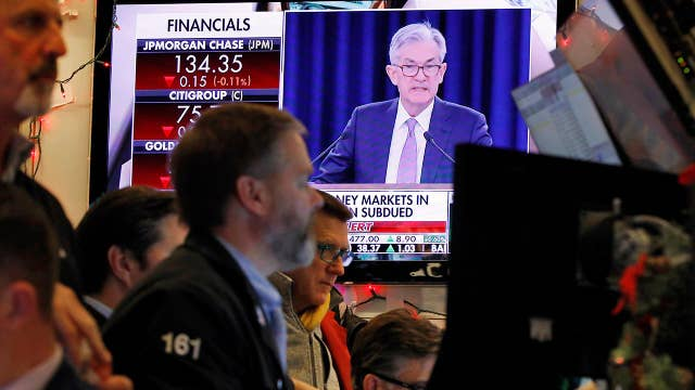 Powell: Inflation is 'barely moving up'