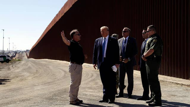 Will Trump's border wall be completed by 2021?