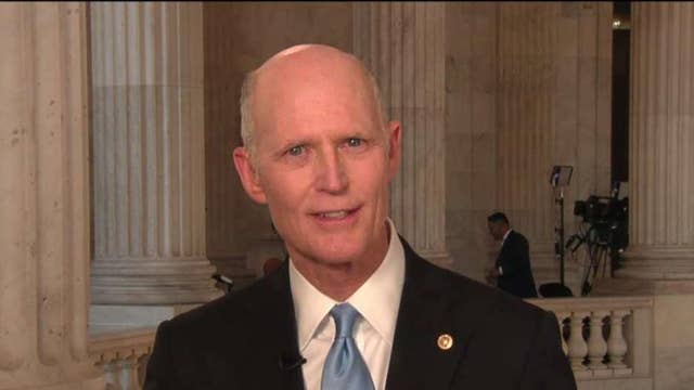 Taxpayers will be stuck with brunt of spending bill: Sen. Scott