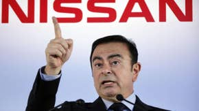 Former Nissan chairman Carlos Ghosn flees from Japanese justice