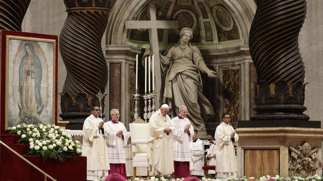 Should Vatican donations be used to address budget deficits?
