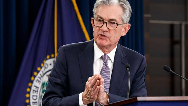 Powell on global economy: 'The facts on the ground have changed'