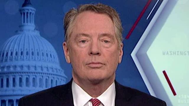 Lighthizer: Phase one will be good for farmers 'across the board'
