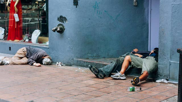 Is local or federal government responsible for solving homelessness crisis?