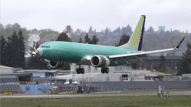 FAA considering civil penalty for Boeing over 737 Max