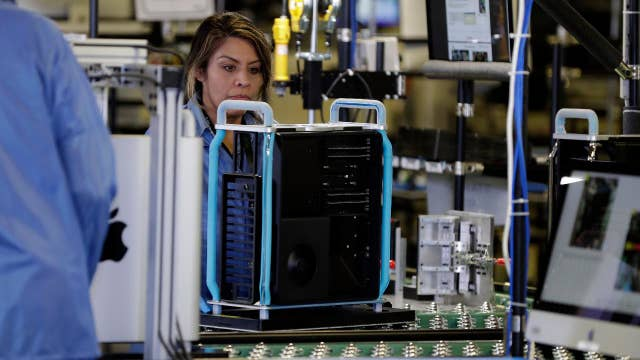Can AI save US manufacturing?