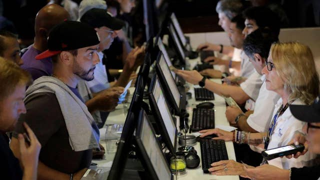 Online sports gambling will be worth $250B by 2024: Sportsgrid co-founder