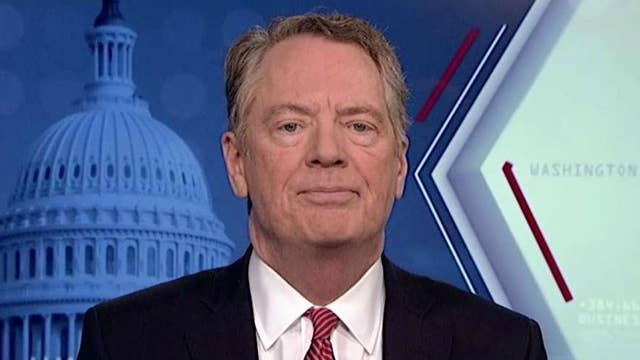 USMCA is a spectacular deal for the American economy: Lighthizer