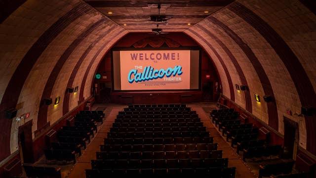 Original movies are over-performing, despite box office slump