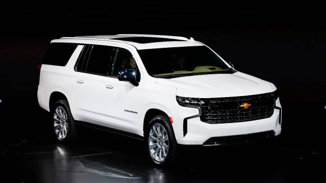 GM's money makers are in big SUVs