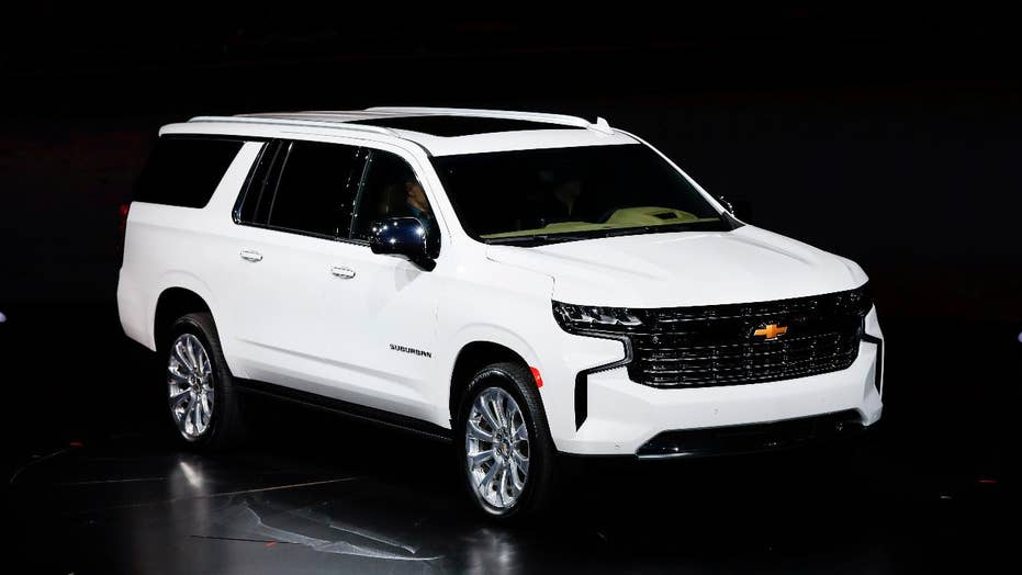The 2021 Chevrolet Tahoe and Suburban debut with more room ...